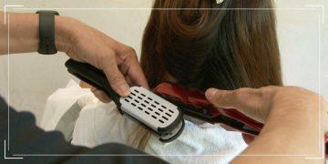 【実技】ダメージ毛へ酸性ストレートでアプローチ